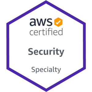 AWS Certified Security –Specialty